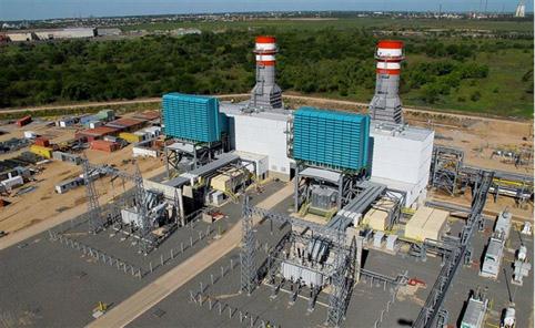 Resultado de imagen para central termoeléctrica Ensenada Barragán